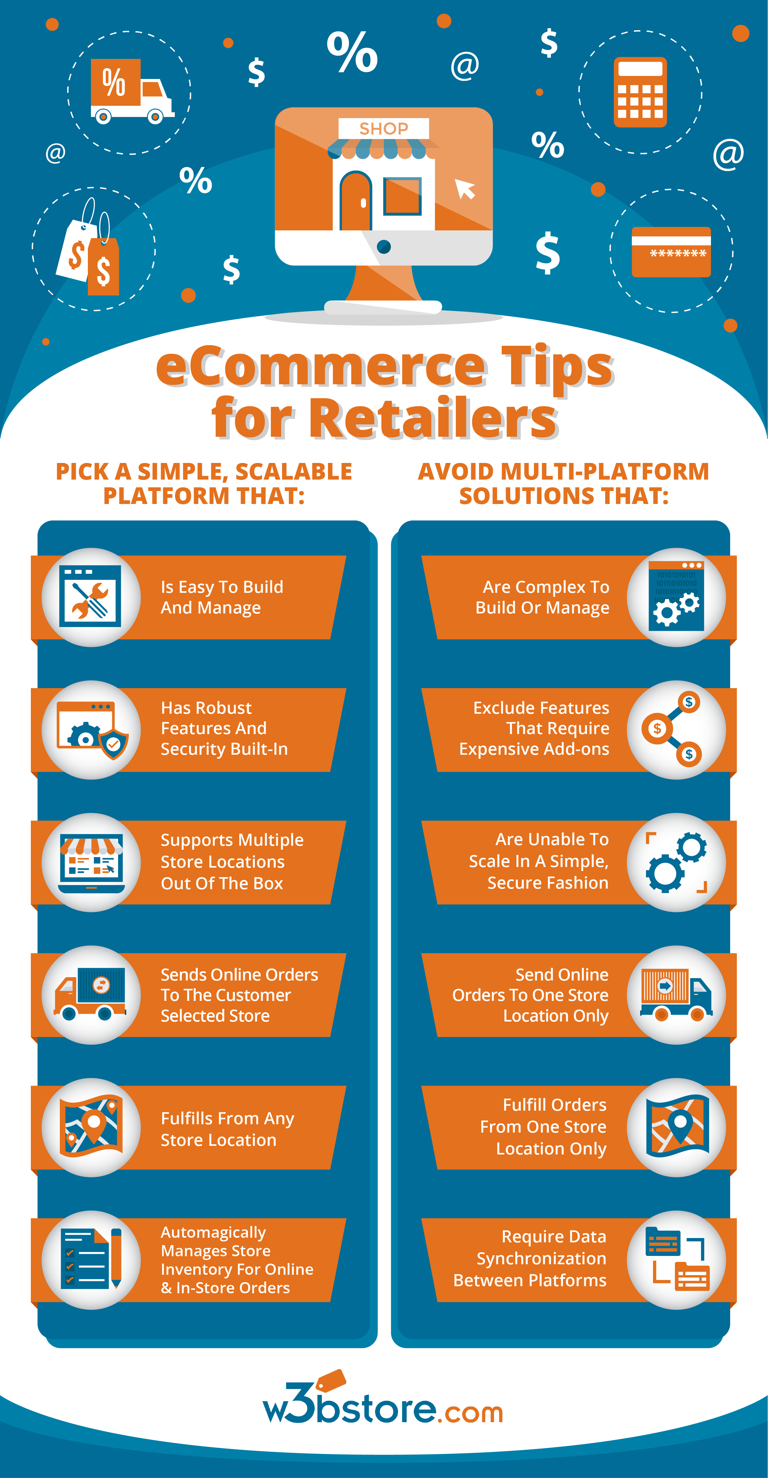 ecommerce tips for retailers